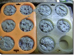 Muffins Before