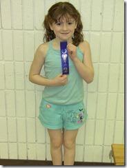 Allison Gymnastics Vault
