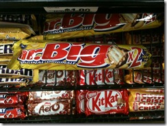 Mr Big Bar