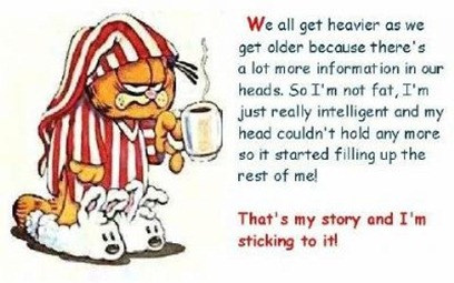 Garfield Funny