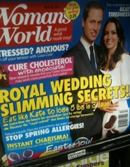 Woman's World - Kate Middleton Weight Loss