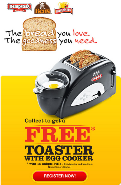 Ben's Toaster
