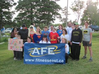 Team AFE Super Heros