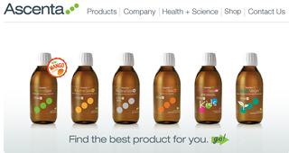 Ascenta Oils