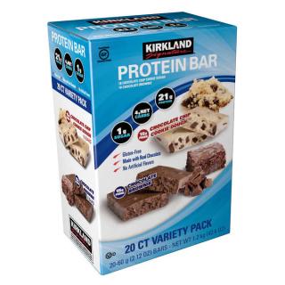 Kirkland protein bars