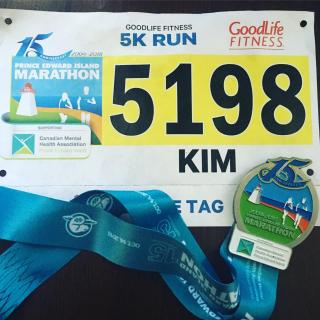 Pei marathon 5k 2018